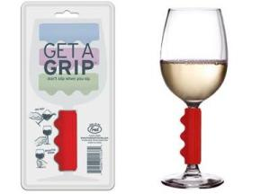 This is the only kind of grip I will ever probably get. Well done to whoever invented this!